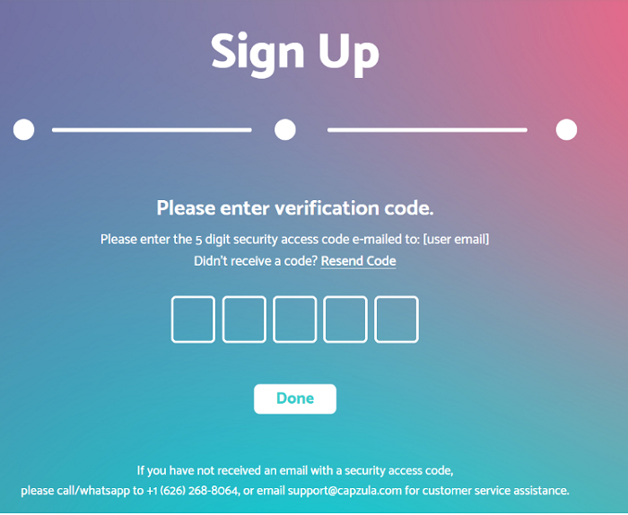 CS-Cart add-on Email Verification Code
