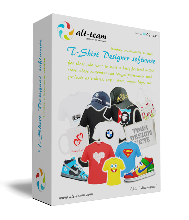 T Shirt Designer Software