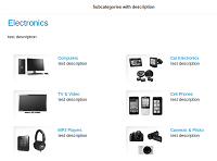 Cs-Cart subcategories with images