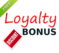 Cs-Cart Loyalty bonus