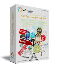 Sticker designer software