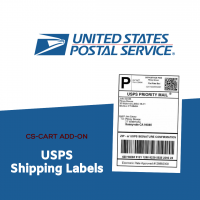 USPS Shipping labels for CS-Cart